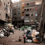 "Egypt's ""City of Garbage"""